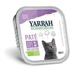 Pâté Poulet & Dinde - 100gr - Yarrah