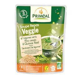 Soupe Repas Veggie Bio - 250ml - Priméal
