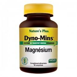 Dyno-Mins Magnésium - 90 Comprimés - Nature's Plus