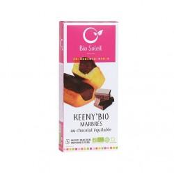Keeny'Bio Marbré au Chocolat Equitable - 5 pièces - Bio Soleil
