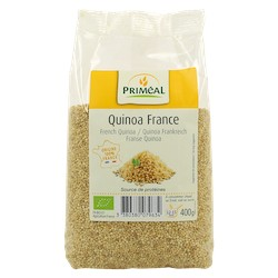 Quinoa France Bio - 400gr - Priméal
