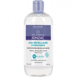 "Eau Micellaire Hydratante ""REhydrate"" - 500mL - Eau Thermale Jonzac"