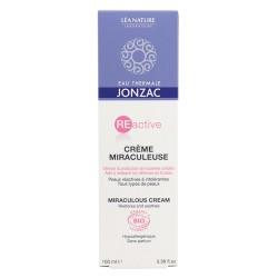 """Crème Miraculeuse """"REactive"""" - 100mL - Eau Thermale de Jonzac"""