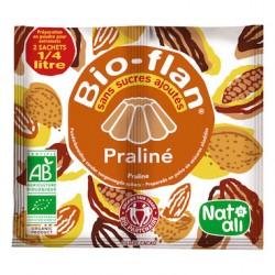 Bio-Flan Praliné - 2x10gr - Nat Ali