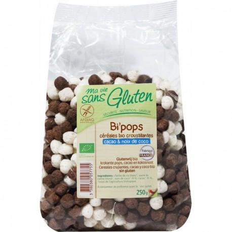 Bi'Pops Bio 250g-Ma Vie Sans Gluten
