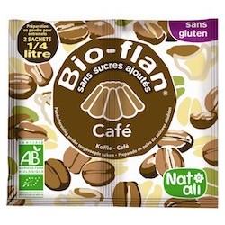 Bio-Flan Café - 2x10gr - Nat Ali
