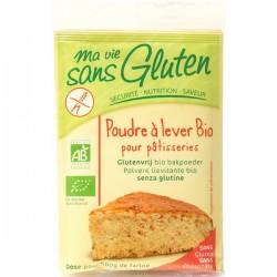 Poudre à Lever Bio pour Pâtisseries 3x17g-Ma Vie Sans Gluten