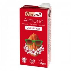 Lait d'Amande Original Cacao - 1L - Ecomil