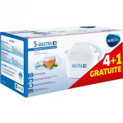 Pack de 5 cartouches Maxtra+ Dont 1 Gratuite - Brita