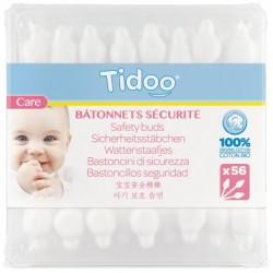 Bâtonnets Sécurité - 56 pièces - Tidoo