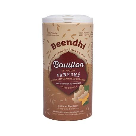 Bouillon en poudre Bio Parfumé 100g-Beendhi