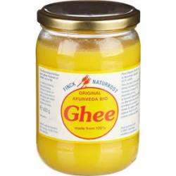 Ghee Original Ayurveda Bio Beurre Clarifié - 480gr - Finck Naturokost