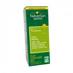 Citron, Huile Essentielle - 30ml - NatureSun'Aroms