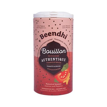 Bouillon en poudre Bio Authentique 100g-Beendhi