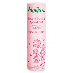 Stick Lèvres Hydratant Rose Sauvage - 3.5g - Melvita