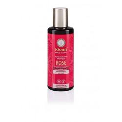 Shampoing Ayuvédique Rose Réparateur - 210ml - Khadi