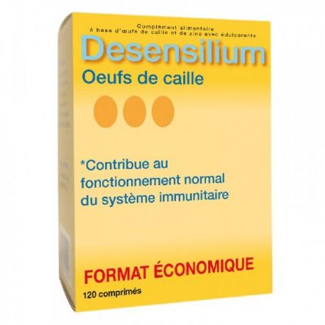 Desensilium Oeuf de Caille - 120 Comprimés - Desensilium