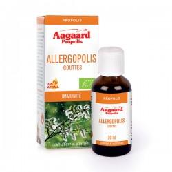 Allergopolis Gouttes - 30ml - Aagaard Propolis