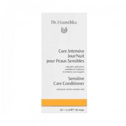 Cure Intensive Jour/Nuit Pour Peaux Sensibles - 10 Ampoules - Dr. Hauschka