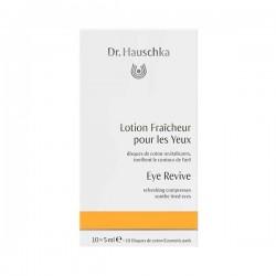 Lotion Fraîcheur Pour les Yeux - 10x5ml - Dr. Hauschka