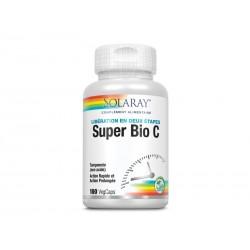 Super Bio C - 100 Capsules Végétales - Solaray