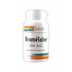 Bromélaïne - 60 Capsules Végétales - Solaray