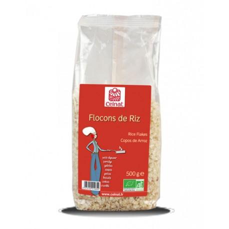 Flocons de Riz, Celnat, 500g