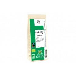 Earl Grey, Thé Vert 100g-Les Jardins de Gaia