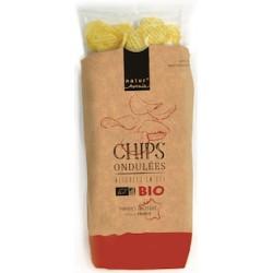 Chips Ondulées Allégées en Sel - 200gr - Natur'Avenir
