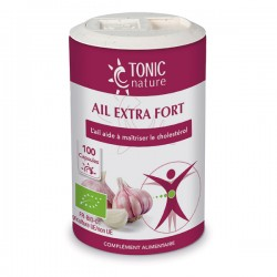 Ail Extra Fort - 100 Capsule - Tonic Nature