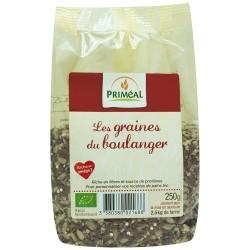 Les Graines du Boulanger 250g-Priméal