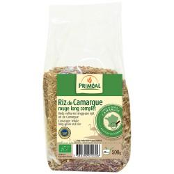 Riz rouge de Camargue 500g-Priméal