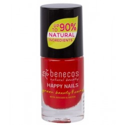 Vernis à Ongles Vintage Red - 5ml - Benecos