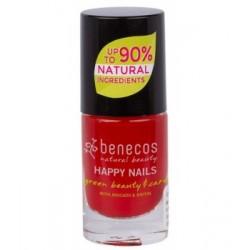 Vernis à Ongles Vintage Red - 5ml - Benecos