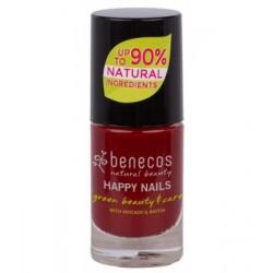 Vernis à Ongles Cherry Red - 5ml - Benecos