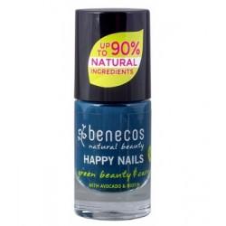 Vernis à Ongles Nordic Blue - 5ml - Benecos