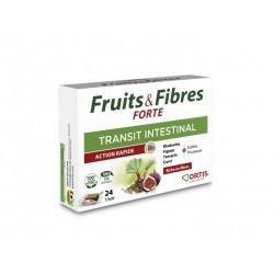 Fruits & Fibres Forte - 24 Cubes - Ortis