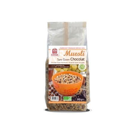 Muesli Sarrasin Choco & Coco, Celnat, 375g