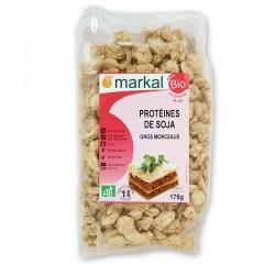 Protéines de Soja Gros 175g-Markal
