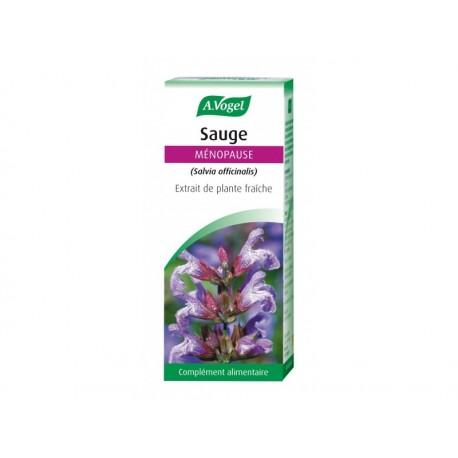 Sauge - Extrait de Plante - 50ml - A.Vogel