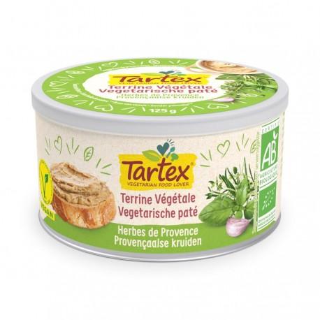 Terrine Végétale aux Herbes de Provence - 125g - Tartex
