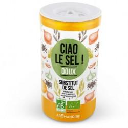 """Substitut de Sel Doux """"Ciao le Sel !"""" - 70g - Aromandise"""