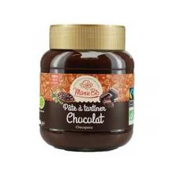 Pâte à Tartiner Chocolat - 350g - Mamie Bio