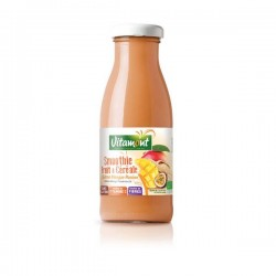 Smoothie Bio Quinoa, Mangue, Passion - 25cl - Vitamont