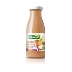 Smoothie Bio Sarrasin Pomme Poire - 25cl - Vitamont