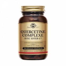 Quercetine Complexe - 50 Gélules - Solgar