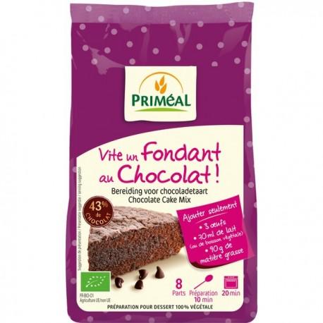 Préparation pour Fondant au Chocolat 300g-Priméal
