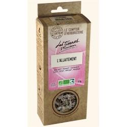Tisane Allaitement - 50g- Le Comptoir d'Herboristerie