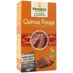 Quinoa Rouge 500g-Priméal