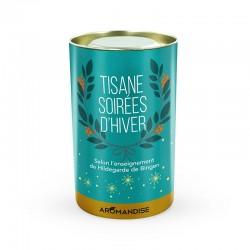 Tisane Soirées d'Hiver - 100g - Aromandise